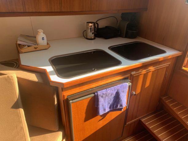 Pieterse 850 Cabin